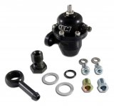 AEM Fuel Injection Pressure Regulator 25-303BK