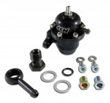 AEM Fuel Injection Pressure Regulator 25-304BK