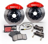 Stoptech Big Brake Kit Front Pair Subaru WRX 2002-2016