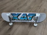XAT Racing Skateboard Deck with Logo