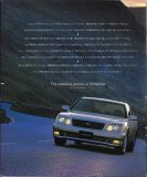 UCF20 VVTi Celsior Original Toyota Dealership Brochure