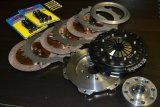 "XAT QuarterMaster 1UZ Twin Disc 7.25"" Plate Clutch Kit"