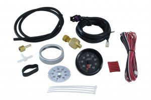AEM Electronic Multi Purpose Gauge 30-5137M