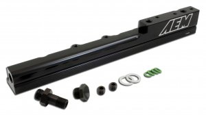 AEM Fuel Injector Rail 25-103BK