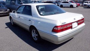 1995 TOYOTA CROWN Royal Saloon