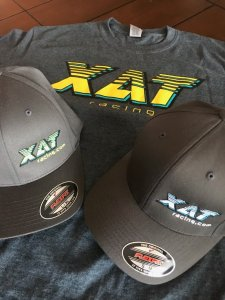 XAT Racing HAT or CAP really it's more a regional dialect thing on which one you want to call it