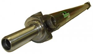 (5-Speed) One Piece Driveshaft