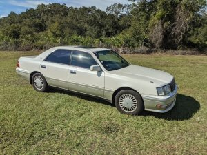 "1995 Toyota Crown JZS155 Breakdown: ""What's the deal with the old man car?"""