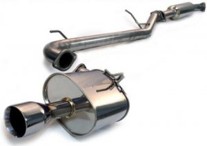 Tanabe Medallion Touring Exhaust Acura RSX Type S DC5