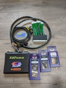 Link G4+ ECU to Lexus V8 1UZ Plug n Play Adapter Wiring Loom Patch Harness 2UZ 3UZ