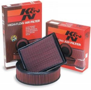 K&N Direct Replacement Filter Nissan 240