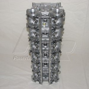 PHR PowerHouse Racing CNC Ported Race Head (Complete) for RB26DETT