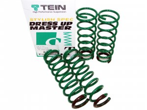Tein S-Tech Lowering Springs Subaru WRX