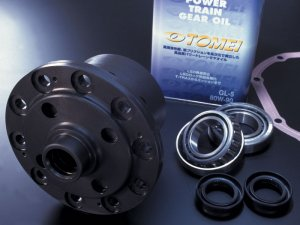 T-Trax LSD 2-Way Limited Slip Differential