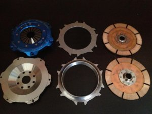 Twin Plate Clutch Kit